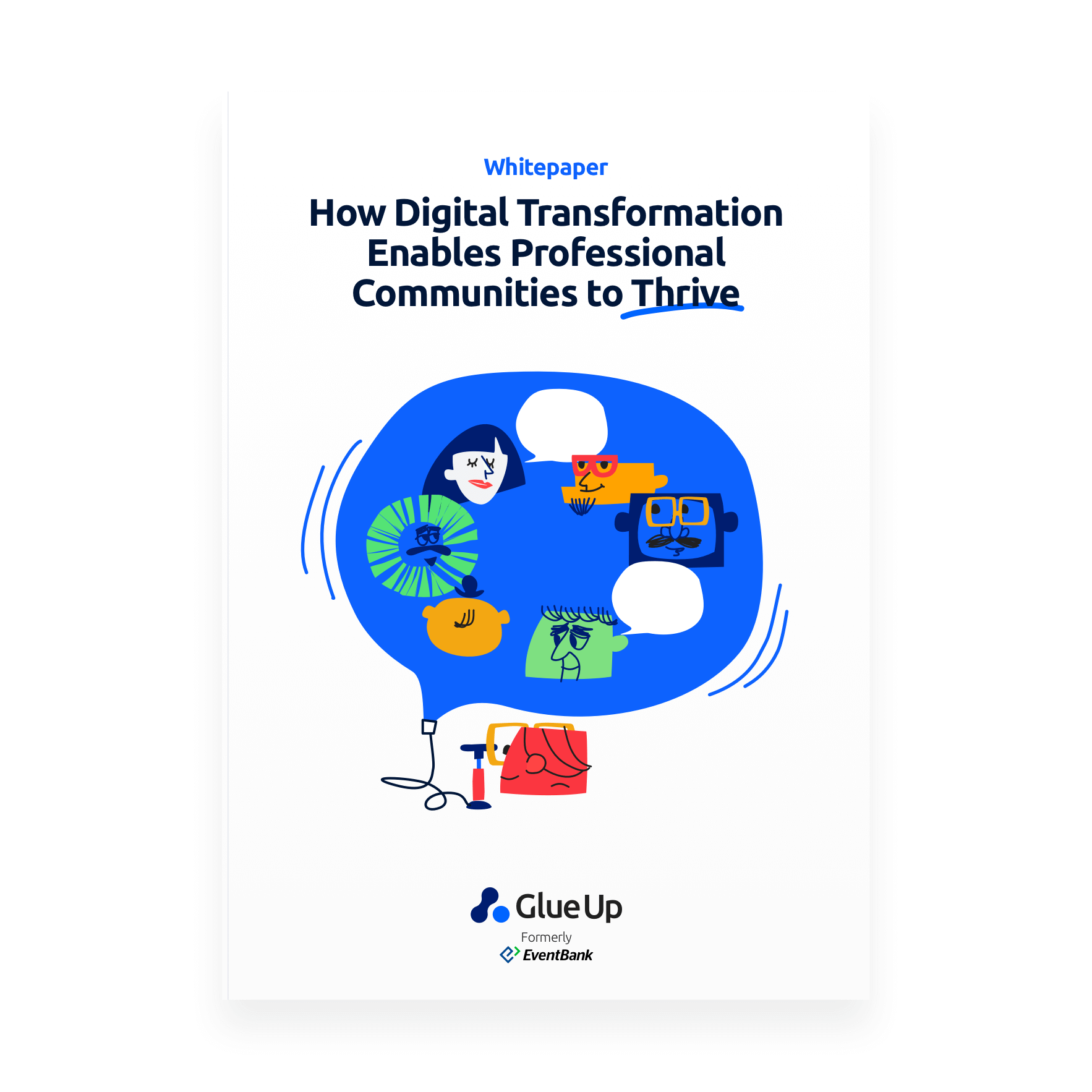 How Digital Transformation Enables Professional Communities to Thrive